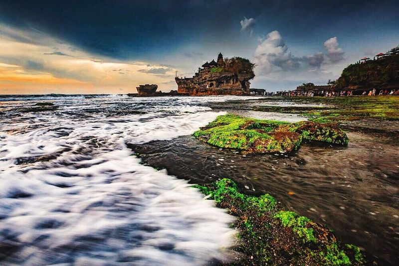 Just came back from amazing Bali, Indonesia. Have lots of images to go through and share... My Best Photo 2015 Travel Longexposure Low Angle View Followme Follow Explore Bali Iphonesia Adventure INEEDNATURE Bali, Indonesia Outdoors Ocean Tide Temple Tanahlot Pura Exotic Tropical Paradise Baliphotography Photography www.pandevonium.com Landscapes With WhiteWall Fine Art Photography