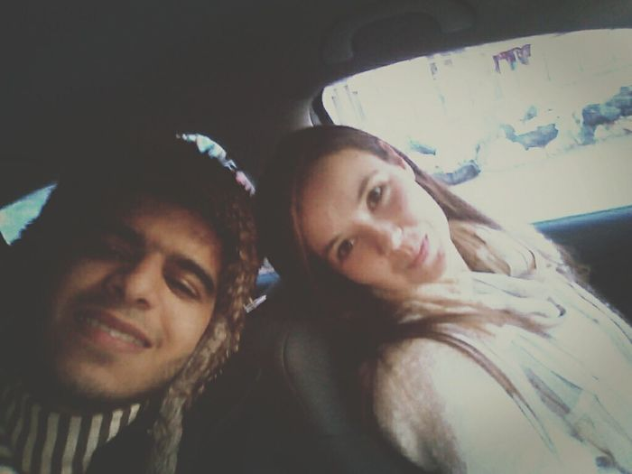 Hey✌ , Hello World , Selfie ✌ With My Girl  , Selfie With My Baby , Selfination - Driving Around , Drivinglessons Drivinglesson !!