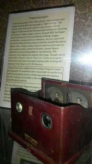 'The Age Of Photography Begins And Aren't We All Grateful For That!' 😃 Camera History Cragside Objects Of Interest Eye4photography  Read Photography Photooftheday
