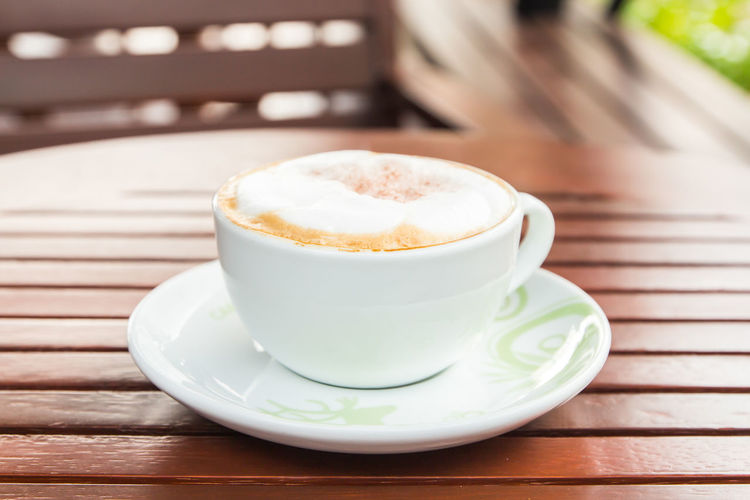 Delicious cup