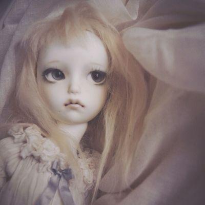 Bjd Imdadoll Hand Made Doll