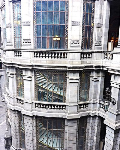 "Stairs Architecture Cdmx Historiccenter Mexico MUNAL "" City of Palaces """