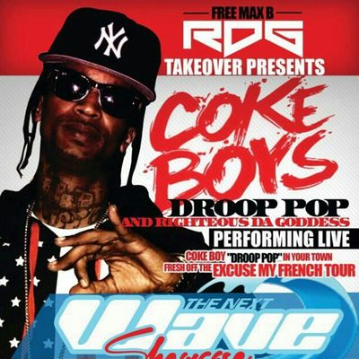 Rdgtakeova presents Thenextwave Showcase with live performances by Cokeboys  drooppop cokeboyp righteousdagoddess @tos_el_bashir stumik from icewater dungeonmasta from brooklynzu nitty n many others... hosted by ox the mogul, music by. Coke boys Dj Padrino The Connect ... tickets are now on sale @ eventbrite.com ... if interested in opening call me at 347-746-3065