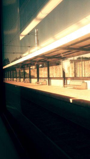 Window Reflections Window View Train Portugal ☆ Porto