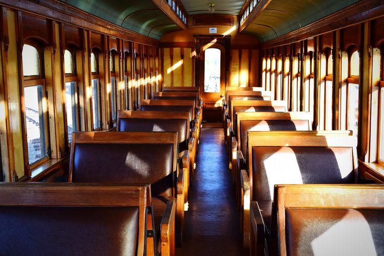 all aboard Train Travel Travel By Train Train Seat America Check This Out Old Train Train Photography Eye4photography  Rich Colors Old Wood Old West  Western EyeEm Best Shots Eyeem Collection