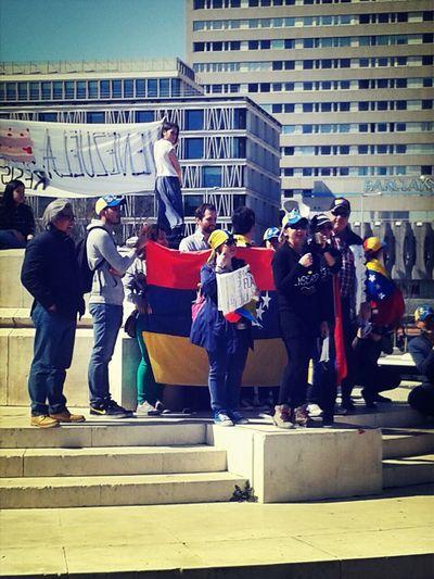SOSVenezuela SOSVzla Venezolanos en Madrid