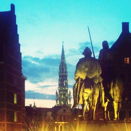 Bruxelles Donchisciotte