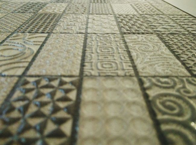 Backgrounds Close-up Day Design Detail Elevated View Full Frame Geometric Shape No People Pattern Repetition Selective Focus Tile
