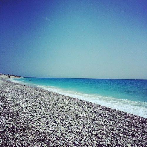 Drymades Beach, Albania Visitalbania Albania Sea Summer Sun Travel Destinations Travel Nature Landscape Land