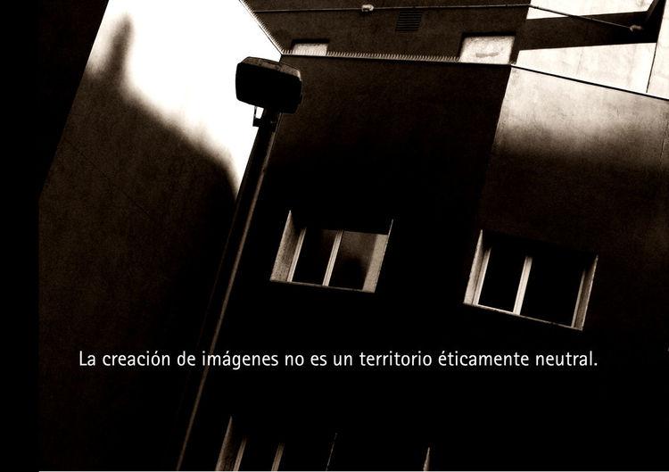 Prison Modelo Streetphoto_bw The Human Condition differAnce series