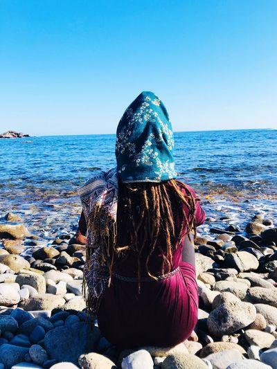 How deep is your Love 💕 Sea Water Sky Beach Land Horizon International Women's Day 2019 Horizon Over Water Nature Sunlight Lifestyles Outdoors