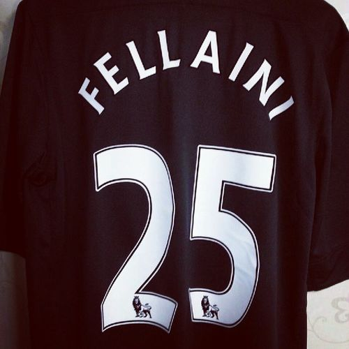 Fellaini Everton 레플