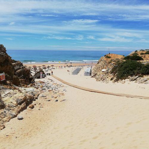 Portugese beach
