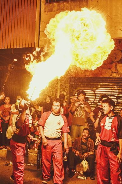 Bogor Capgomeh Fireshow Chinesenewyear
