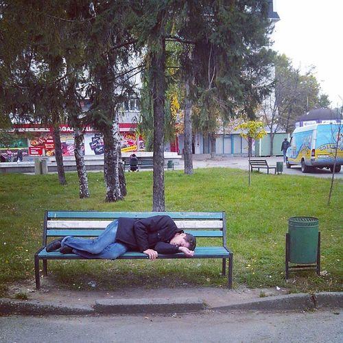 Sleepingpeople Chişinău Moldova
