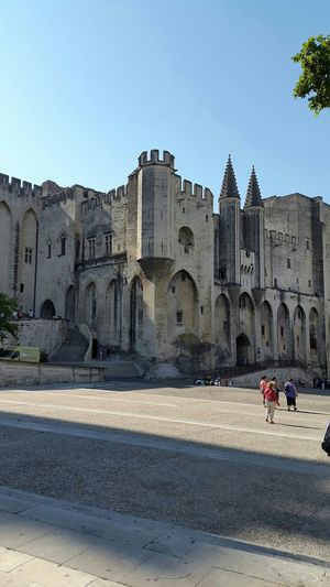 My City Avignon Palais des papes