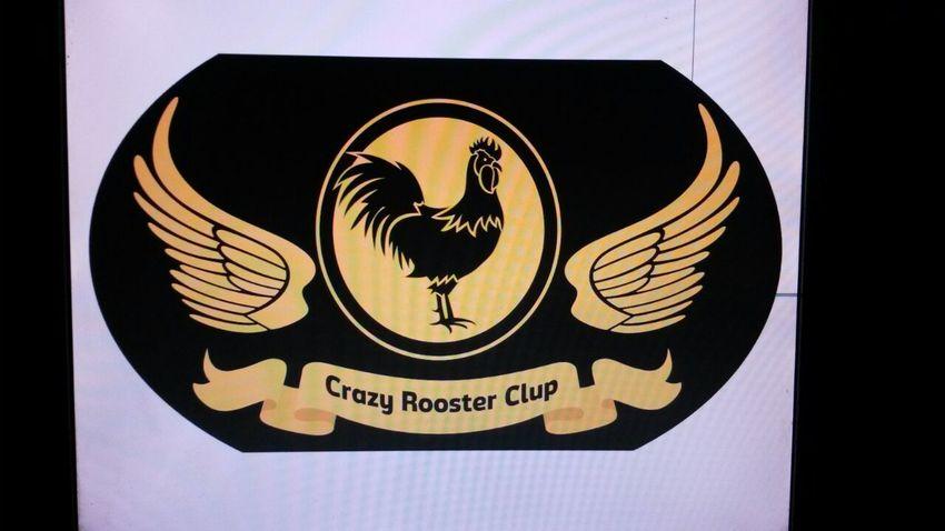 "Yenii logomuz ""crazy roosrers"""