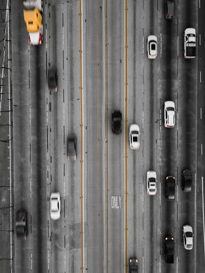 Freeway Freewayphotography City Cars Dronephotography Drone  Interstate Vehicle Aerial View Infrastructure Roads