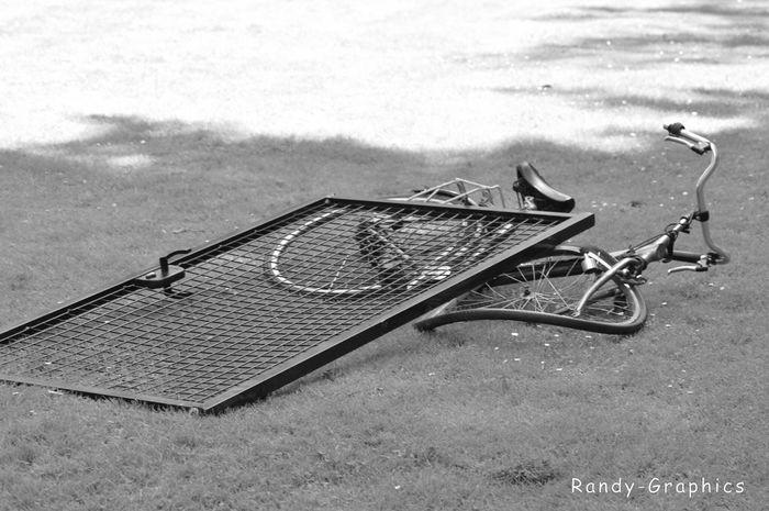 Bike Fiets Park Deur Door