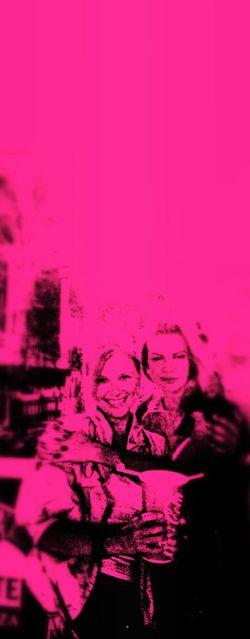 Pink Russians Angels Friends