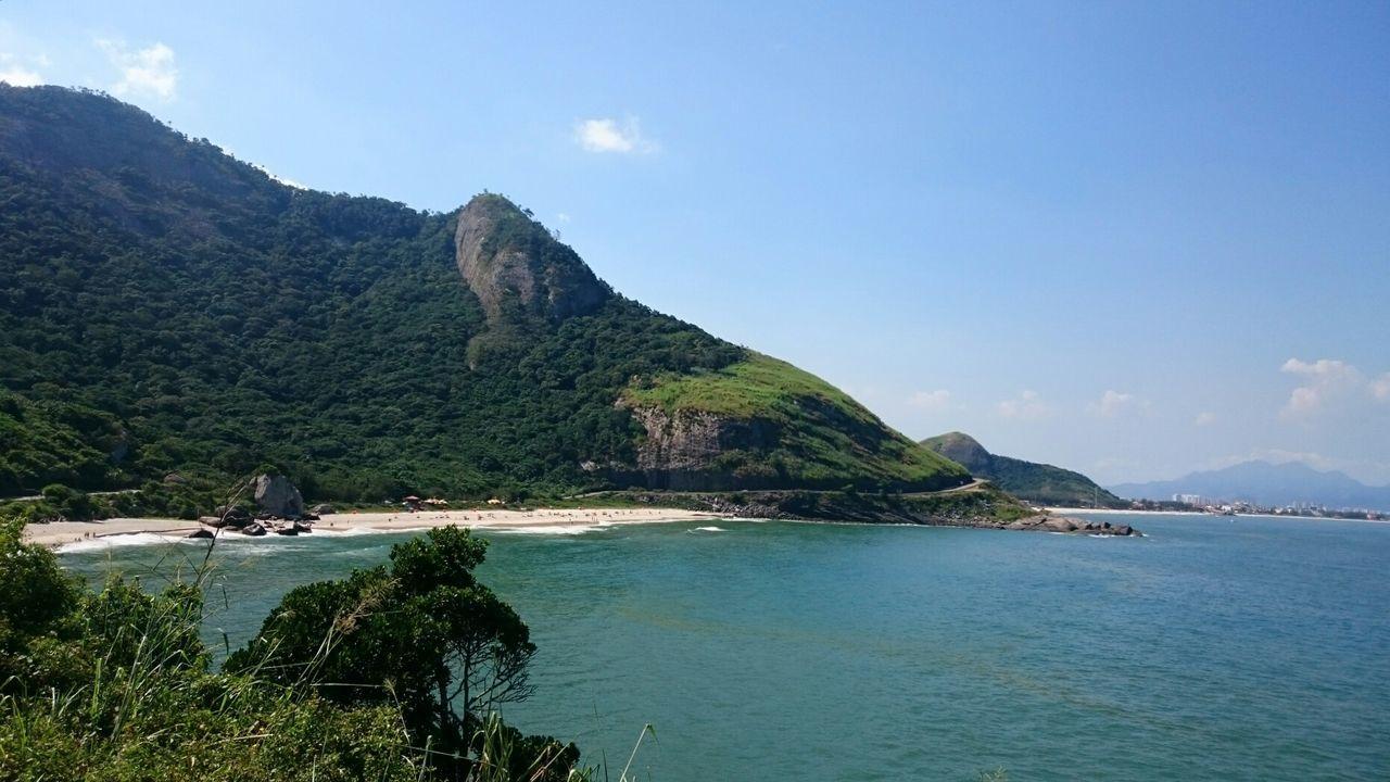 Prainha Beach Rio De Janeiro, Brazil Sunshine Blue Wave Sun Sea