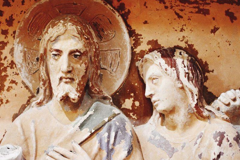 Jezus with Mary