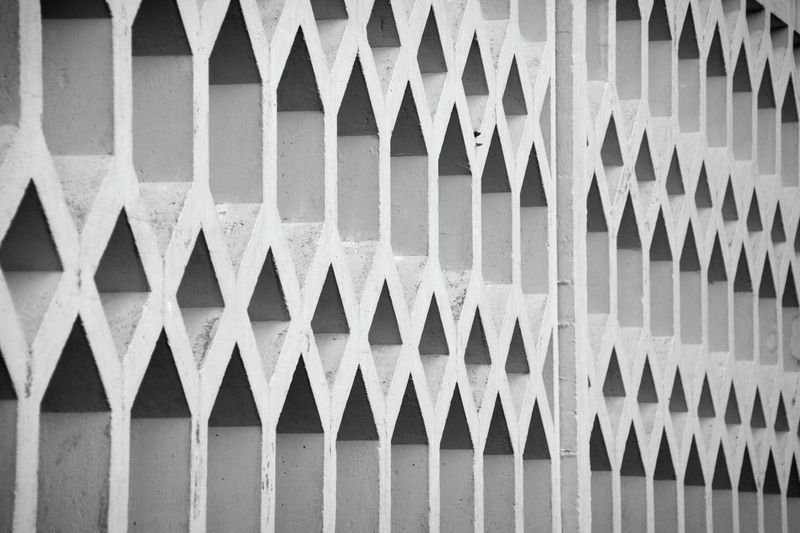 Repetitive structure at Cafe Moskau. Berlin, Germany. Architecture B&w Backgrounds Black & White Black And White Black&white Blackandwhite Built Structure City City Life City Street Citylife Close-up Concrete Daylight Decoration Decorative Full Frame In A Row Outdoor Outdoors Pattern Repetition Russian Wall