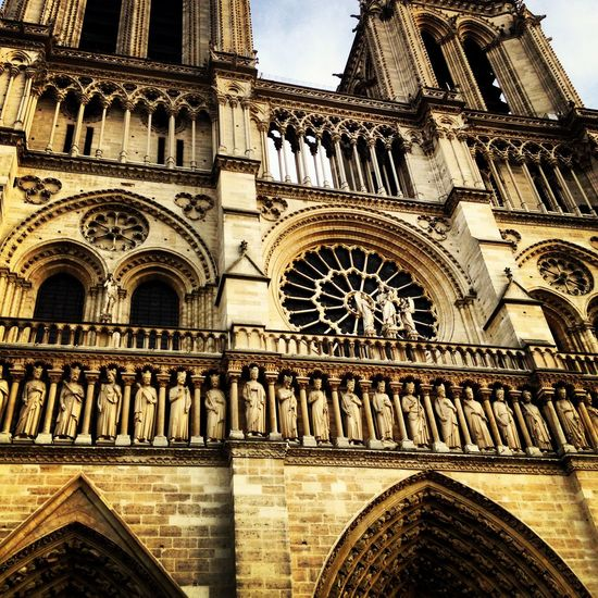 #NotreDame #Paris #France