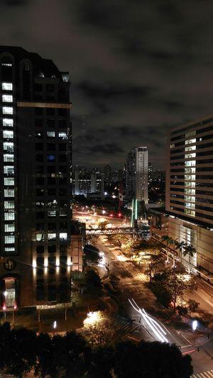 Night City Illuminated Cityscape Building Exterior Photography Sao Paulo - Brazil São Paulo SP-Brasil Photografy Simplesassim Fotografia Amomuito Leisure Activity lovePhotograph Painting Creating
