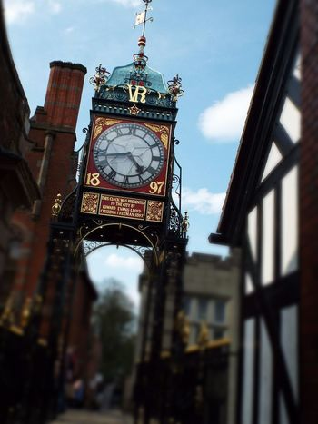 Historical Sights Tourists Tourist Attraction  Tourism Clock Clock Face Focus