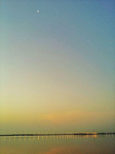 @4:40am... no clouds again :( Sunrise... Noclouds