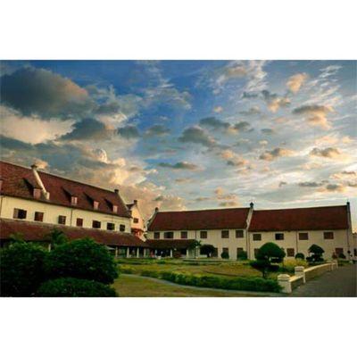 Benteng Ujung Pandang - Makasar INDONESIA Historical Building Ayodolan