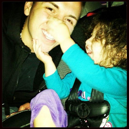 My beautiful niece and I ♡ Beautiful Smile Love Family