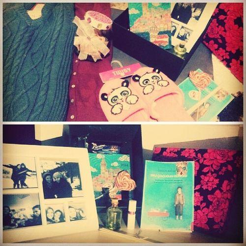 En sürpriz doğum günümün en güzel hediyeleri :):) İyiki varsınız ♥♥♥Me Birhday Instagood Instamood instadaily pretty cute myfriend fun dost tagsforlike throwback shoutoutback l4l vscocam doğumgünü