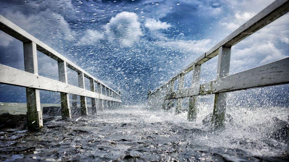 Splash Ijsselmeer steiger