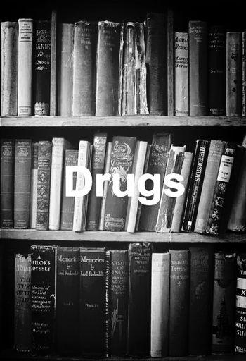 Books Drugs Reading
