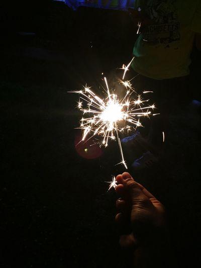 Sparks Sparkelers Fire Campfire 3XSPUnity