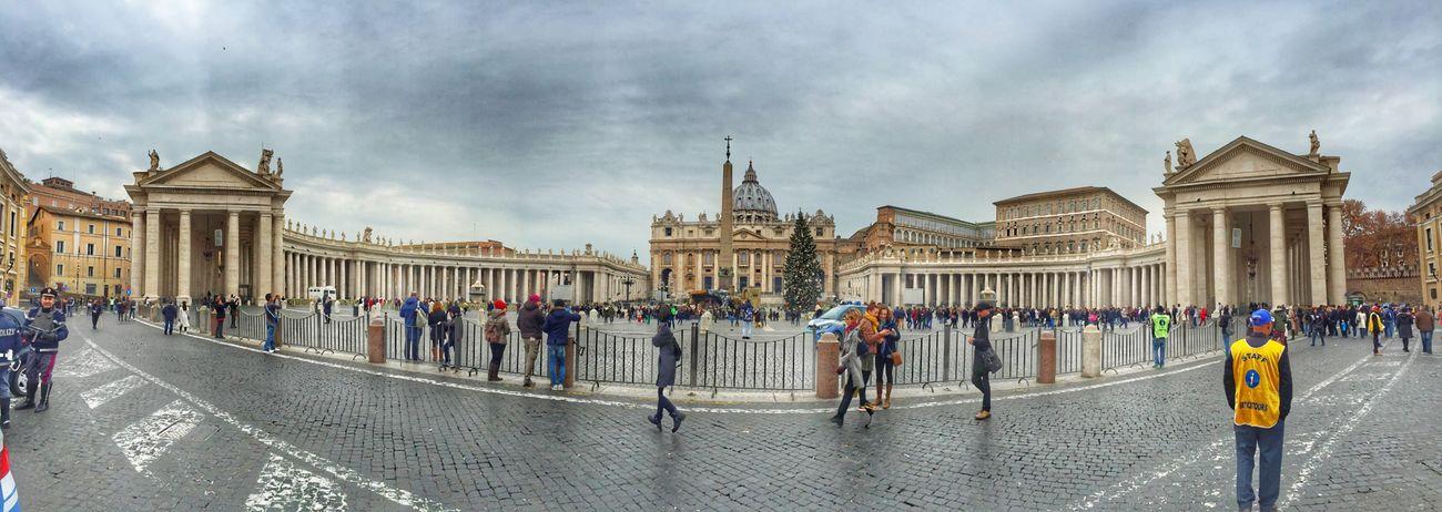 EyeEmNewHere Vatican Italy Panoramic Photography EyeEmNewHere