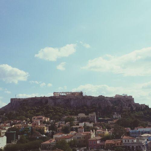 In Greece Taking Photos Athens, Greece Athens Akropolis Parthenon