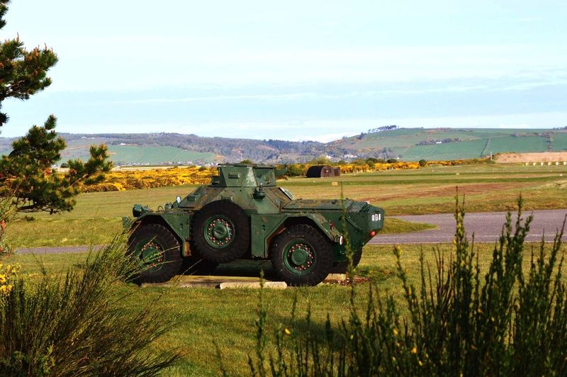Here Belongs To Me Fort George Inverness Army Armour Landscape Highlands Scotland Scottish Highlands