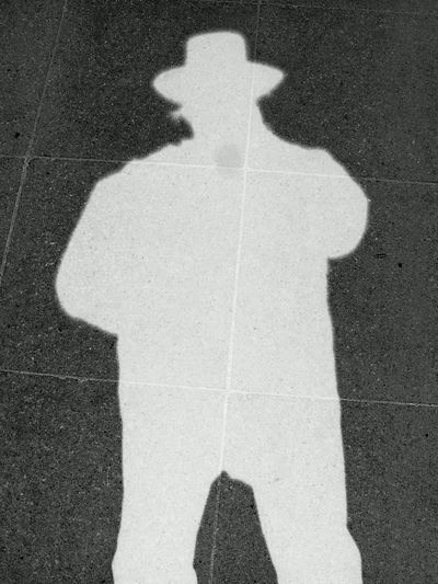Hat Day One Person Outdoors Shadow Sillouette Standing Sunlight Samsung NV7