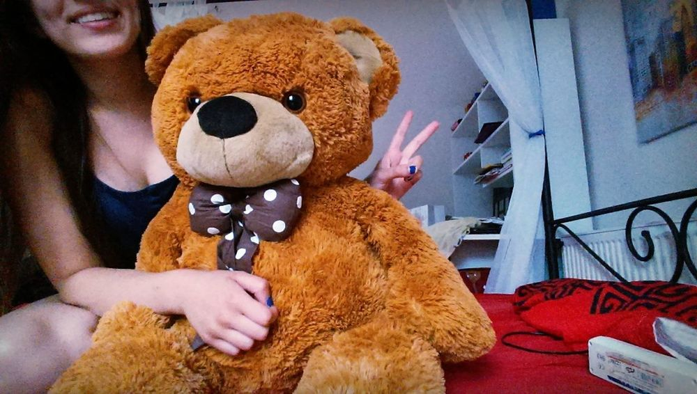 Teddy Smile Fun Love♥ MELINA❤