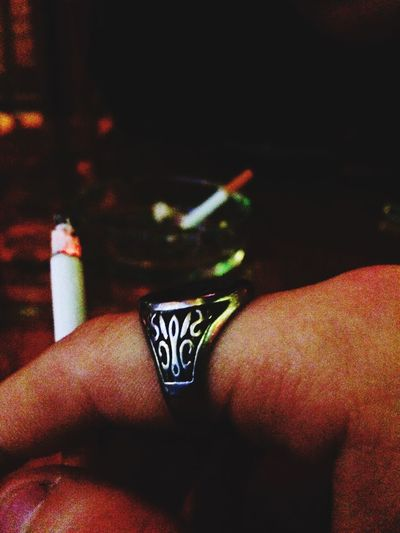 Ottoman Ring Sign Of The BIG Sultan Zigarette SmokingkIllsyou