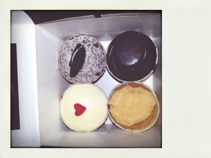 Cupcakes Wondermilk Malaysia Food