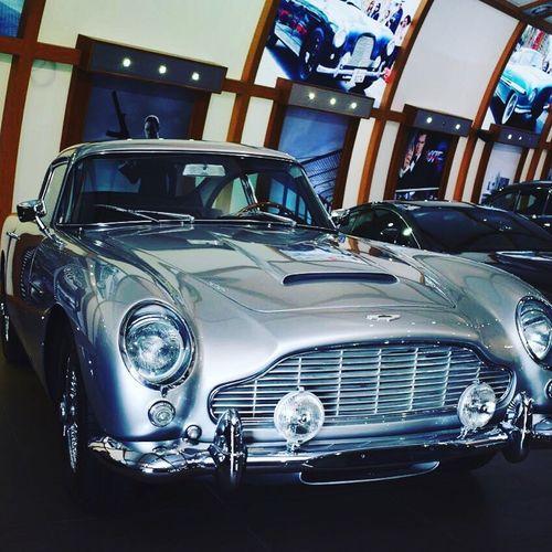 Old Aston Martin First Eyeem Photo
