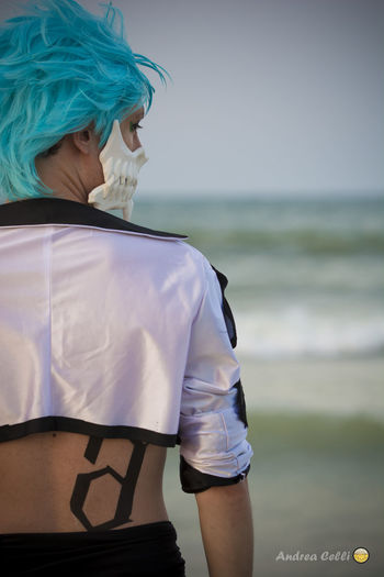 Anime Cosplay Hair Rimini Animelover Beach Bleach Cosplayer Day Japanstyle Lifestyles One Person Outdoors Photographer Photography Photooftheday Phototag_it Portrait Sea Sky Water