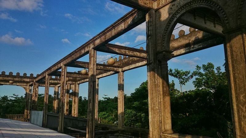 Columns of The Ruins The Changing City EyeEm Best Shots EyeemPhilippines Eyeem Philippines Photo_of_the_day Showcase: November