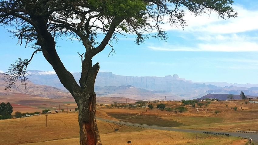 Home is where the heart is ... Beautiful World Drakensberg Favorite Places South Africa Sky And Clouds Eyeemphotography Beautiful Nature