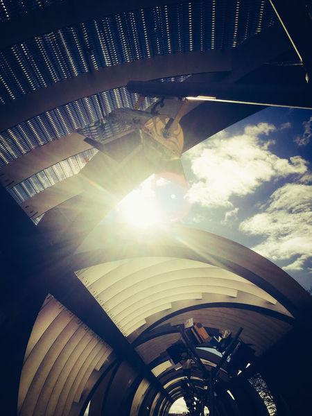 Sunrise Architecture Enjoying Life Hello World Don't Jump View Light And Shadow Sunshine Madrid