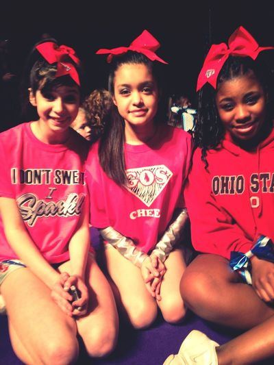 Cheer Competition <3